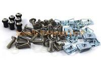 Yamaha FJ1200 1990-1996 Stainless Steel Fairing & Screen Bolts Bolt Fixings Kit
