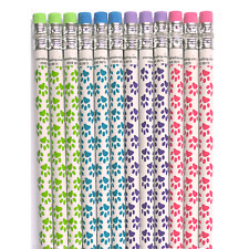 12 Paw Print Pencils|Puppy Party|Party Favours|Party Bag Fillers