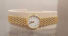 CHOPARD GENEVE Damen Armbanduhr Nr. 432666 18 K/750er Gelbgold Quarz