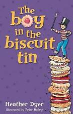 The Boy in the Biscuit Tin (US Title Ibby's Magic Weekend), Heather Dyer, New Bo