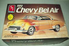 AMT  1951  CHEVROLET BEL AIR     1:24 scale   kit