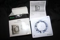 """AUTHENTIC XPELAIR VX100T 4""""/100mm EXTRACTOR FAN WITH TIMER , NEW UNUSED IN BOX"""