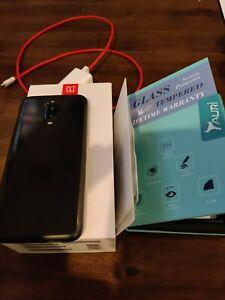 ONEPLUS 6T - BLACK - 128GB - 8GB RAM (T-MOBILE-UNLOCKED)