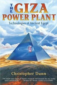 The Giza Power Plant Technologies of Ancient Egypt 9781879181502 | Brand New
