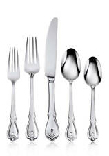 Oneida Harmonic 46 Piece Service for 8 Quality 18/10 Stainless Flatware Set