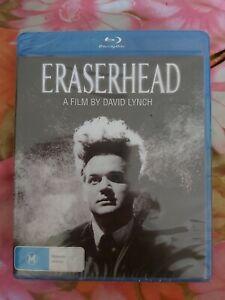 Eraserhead (1977) RARE BLU-RAY! ~ Cult Fantasy Experimental ~ David Lynch