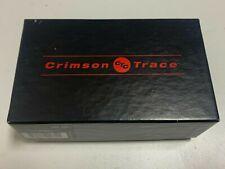 New Crimson Trace Cmr-206 Black Rail Master Green Laser Sight