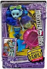 Mattel-MONSTER HIGH MONSTER Familia de.. Lagoona Blue-Nuevo