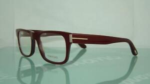 TOM FORD TF 5274 069 SHINY BORDEAUX Brille Glasses Frames Eyeglasses Size 54