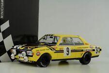 Opel Commodore a Steinmetz #9 24h Spa 1970 Haxhe Toussaint 1:18 Minichamps