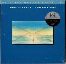 Dire Straits - Communique [MFSL SACD] Mofi UDSACD 2185]  SEALED