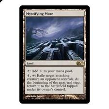 Magic The Gathering MTG Mystifying Maze 2011 (M11) Single FOIL