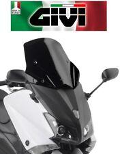 Parabrezza basso e sportivo nero lucido YAMAHA T-MAX 530  2012 2013 D2013B GIVI