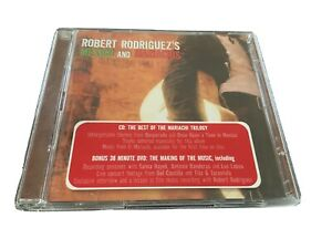 Robert Rodriguez's Mexico and Mariachis CD and DVD with booklet