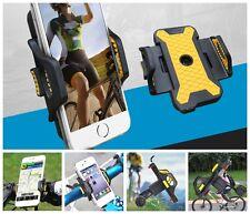 Moto Vélo Bicyclette VTT Guidon Support Fixation Pour Téléphone GPS iPhone MP3