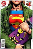 Supergirl (1996) #1 NM- 9.2