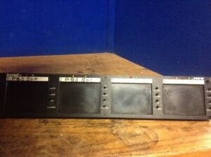 Marshall Electronics V-R44P-SDI Quad 4-inch Rack Mount Monitors