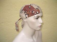 Bandana Kopftuch Biker Headwrap 6-color Desert Chocolate chip US Army