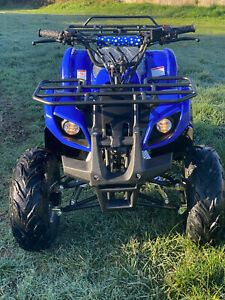 QUAD ATV 125cc QUAD BIKE, BRAND NEW, 4-STROKE ENGINE, ELECTRIC START