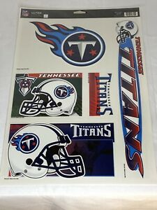 NFL Tennessee Titans Ultra Decals Football