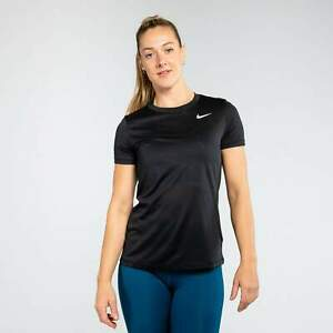 Women Nike Dri-Fit short sleeves Top Size S NEW