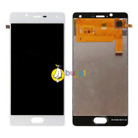 "LCD + TOUCH SCREEN DISPLAY PER WIKO U FEEL LITE 5,0"" WHITE BIANCO ASSEMBLATO AAA"