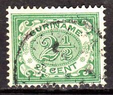 Suriname - 1902 Definitive numeral - Mi. 50 VFU