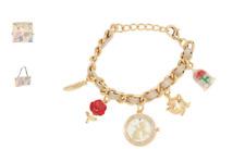 Belle et la Bête Disney Belle Montre Bracelet Rose Beast Mme. Potts Timepiece