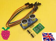 RS-Pi SRF05 conjuntos de sensor de ultrasonidos, cable convertidor lógico de nivel para Raspberry Pi