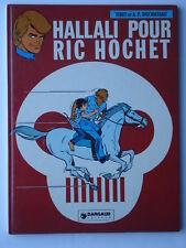 RIC HOCHET - HALLALI POUR RIC HOCHET - TIBET - EO