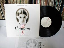 THE LOVER - L'Amant - Jane March, Tony Leung, Gabriel Yared KOREA LP w/insert