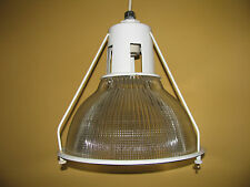 Warehouse/Barn Light by Spero Co. with Holphane Heavy Glass Shade - 5 available!