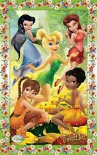 Disney Fairies Micro 3D POSTER 20x32cm Tinker Bell++NEW