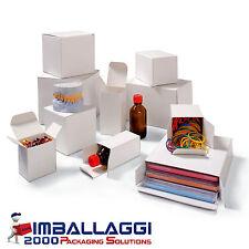 5 pezzi SCATOLA DI CARTONE imballaggio spedizioni 40x34x12cm  scatolone avana