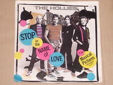 """THE HOLLIES -Stop In The Name Of Love- 7"""" 45"""