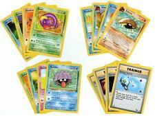 Pokemon Fossil Common 16 Card Set