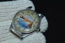 RRR ORIGINAL 1950s !!! VTG SOVIET PILOT aviator SPACE Gagarin WATCH SHTURMANSKIE