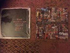 PAT METHENEY/More Travel mit Autogramm/ Laserdisc in Folie, wie neu, Extrem Rar!