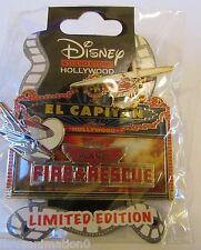 Disney Planes Fire Rescue El Capitan Theatre Marquee  Pin