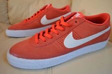 New Nike Mens Bruin SB Premium SE Skateboarding Shoes 631041-610 lt crimsom 11
