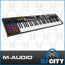 M-Audio Code 61 MIDI Keyboard 61-Key USB Controller w/ 16 Pads & VIP Control