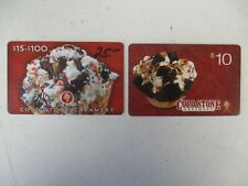 Cold Stone Creamery Gift Card $35 Verified Balances