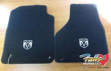2013-2019 Dodge Ram 1500 2500 3500 4500 5500 Premium Front Floor Mats Mopar OEM