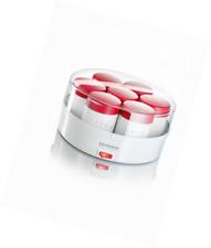 Severin JG 3519 Yoghurt Maker With 14 Glass Jars