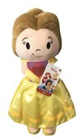 """Disney Princess Belle Plush Toy Doll 14"""" Just Play 2017 Beauty and the Beast Tag"""