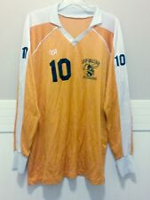 Vintage Lew Wallace High School Lady Hornets Girls Jersey #10 Womens Black Gold