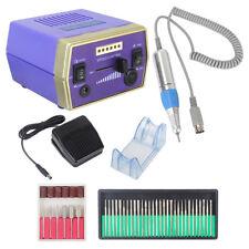 Elektrisch Nagelschleifer Nagelfräser Fusspflegegerät