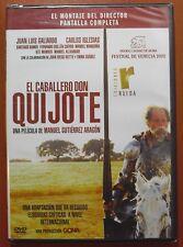El Caballero Don Quijote: El Montaje del Director [DVD] ¡¡NUEVO Y PRECINTADO!!