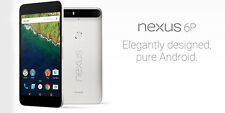 "Huawei Nexus 6P 128GB WHITE GRADO ""C""  CON GARANZIA E ACCESSORI"