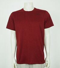 Nike Dri-Fit Legend Dark Red Training Gym Workout Shirt Mens Large